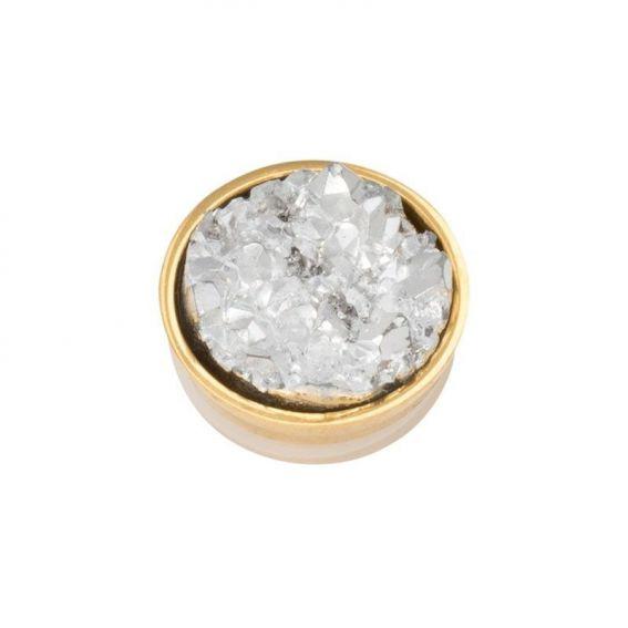 Top parts iXXXi drusy cristal - Bijoux de la marque iXXXi