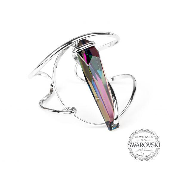 Andrea Marazzini bijoux - Bracelet cristal stalattite Swarovski