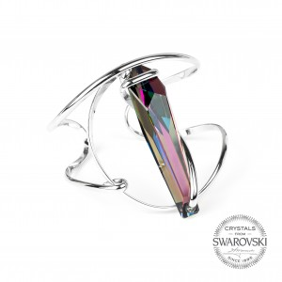 Marazzini - STALATTITE crystal bracelet Swarovski