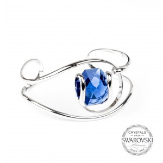 Marazzini - Bracelet Swarovski deep blue