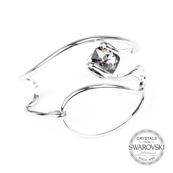 Andrea Marazzini bijoux - Bracelet cristal Swarovski night