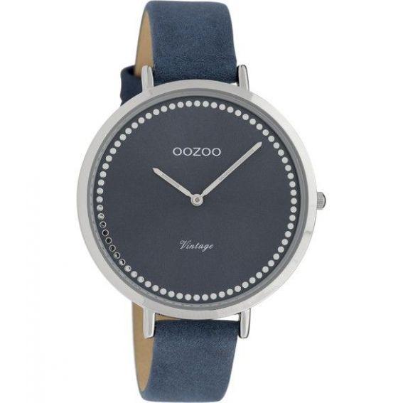 Montre Oozoo Timepieces C9852 dark blue - Montre de la marque Oozoo