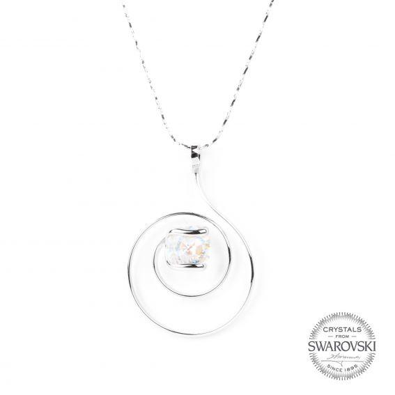 Collier Andrea Marazzini - Bijoux cristal Swarovski AB