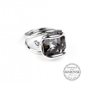 Marazzini - Swarovski night ring