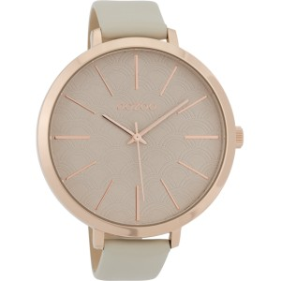 Montre Oozoo Timepieces C9676 sand - Montre de la marque Oozoo
