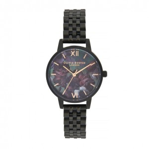 Olivia Burton - After Dark Watch via dial