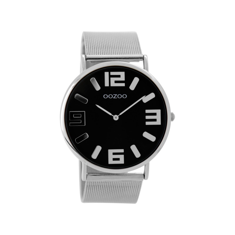 Montre Oozoo Timepieces C8881 silver - Marque Oozoo