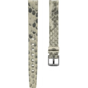 114.12 - stonegrey snake 12 mm. - Bracelet pour montre Oozoo