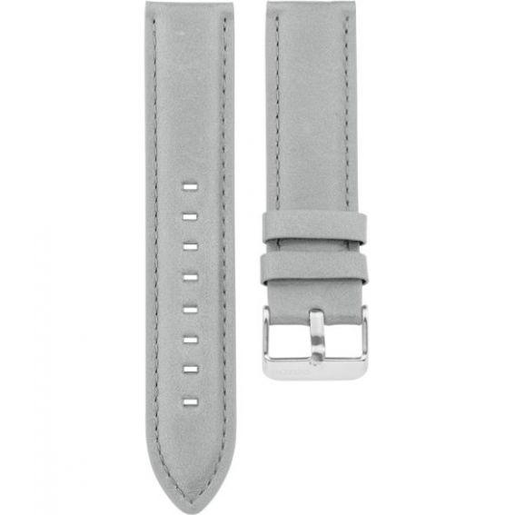 87.20 - light grey 20 mm. - Bracelet pour montre Oozoo