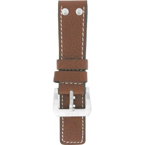 OS6.26 - OS brown 26 mm. (r) - Bracelet pour montre Oozoo