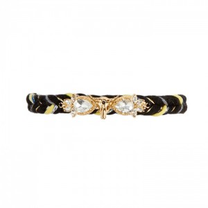 Hipanema - Hacienda Bracelet Black Gold