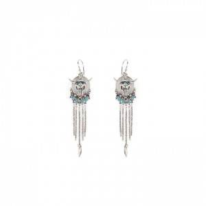 Hipanema - Earrings Silver Saloon