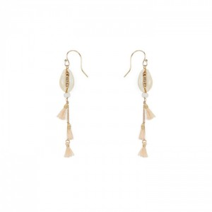 Boucles d'oreille Hipanema Waterfall White - Bijoux de marque Hipanema