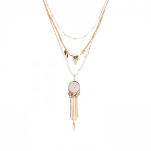Collier Hipanema Sparrow Gold - Bijoux de marque Hipanema