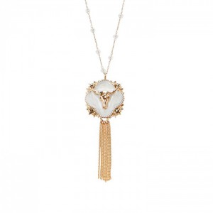 Collier Hipanema Siouxie Gold - Bijoux de marque Hipanema