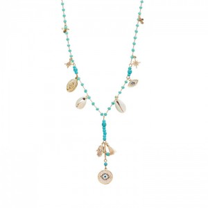 Hipanema - Faith Turquoise Necklace