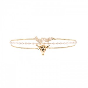 Bracelet Hipanema Cliff Gold - Bijoux de la marque Hipanema