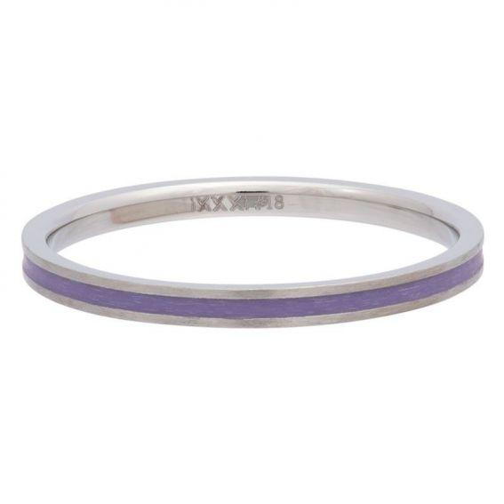 iXXXi - purple ribbon