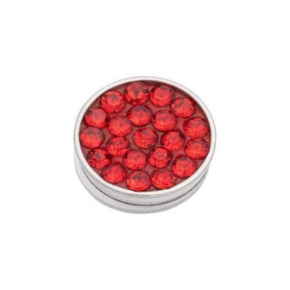 Top parts iXXXi pavé de pierres rouge - Bijoux de la marque iXXXi