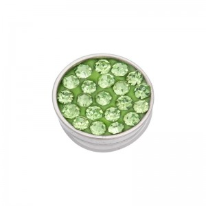 iXXXi - Top paved shares green stones (Peridot)