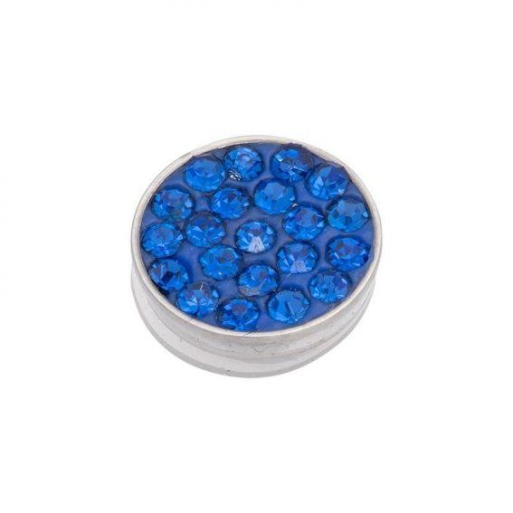 Top parts iXXXi pavé de pierres bleus - Bijoux de la marque iXXXi