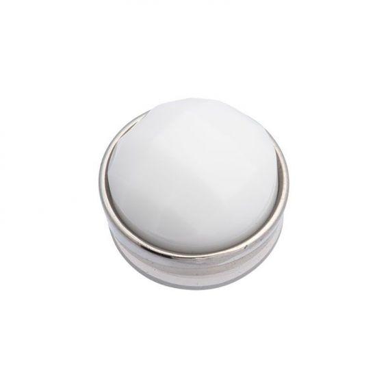 Top parts iXXXi à facettes blanches - Bijoux de la marque iXXXi