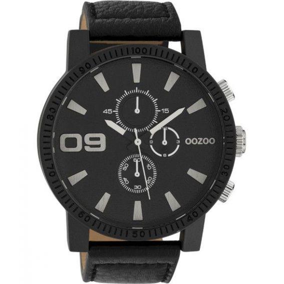 Montre Oozoo Timepieces C10067 black - Montre de marque Oozoo