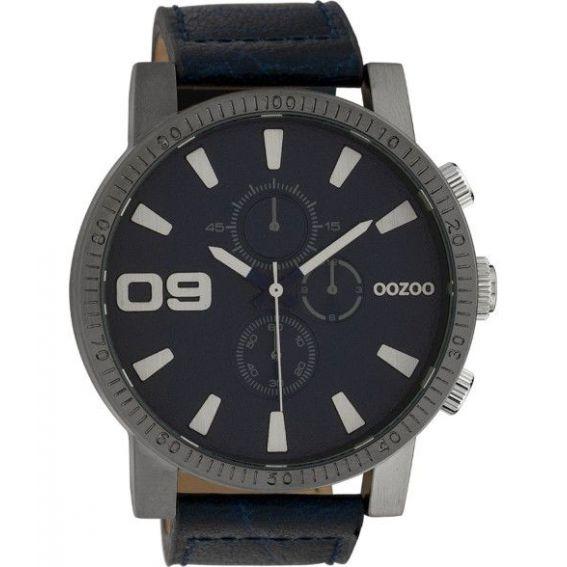 Montre Oozoo Timepieces C10065 jeans/blue - Montre de marque Oozoo