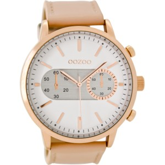 Montre Oozoo Timepieces C9056 powderpink - Montre de marque Oozoo