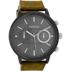 Montre Oozoo Timepieces C9057 brown/black - Montre de marque Oozoo