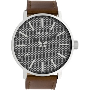 Montre Oozoo Timepieces C10039 brown/darkgrey - Montre de marque Oozoo