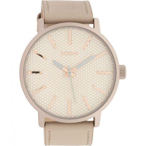Montre Oozoo Timepieces C10037 pinkgrey - Montre de marque Oozoo