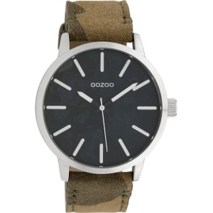 Montre Oozoo Timepieces C10001 camouflage - Montre de marque Oozoo