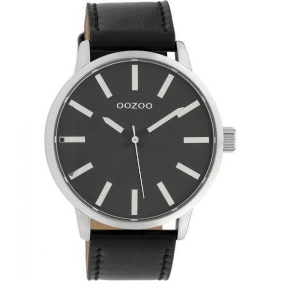 Montre Oozoo Timepieces C10034 black - Montre de marque Oozoo
