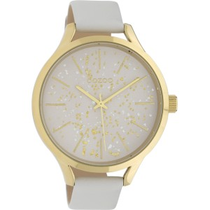 Montre Oozoo Timepieces C10085 white/gold - Marque montre Oozoo