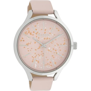 Montre Oozoo Timepieces C10087 Soft Pink - Marque montre Oozoo