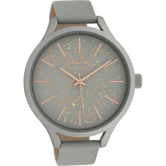Montre Oozoo Timepieces C10088 stonegrey (alu) - Marque montre Oozoo