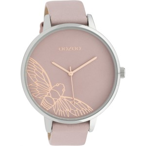 Montre Oozoo Timepieces C10076 Soft Pink/Rose - Marque montre Oozoo