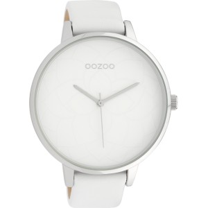 Montre Oozoo Timepieces C10100 White/Silver - Marque montre Oozoo