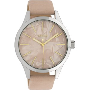 Montre Oozoo Timepieces C10072 Soft Pink - Marque montre Oozoo