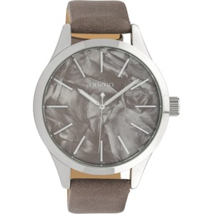 Montre Oozoo Timepieces C10073 Dark Taupe - Marque montre Oozoo