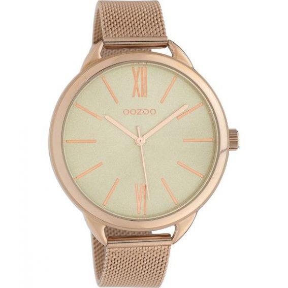 Montre Oozoo Timepieces C10136 Warm Grey - Marque de montre Oozoo