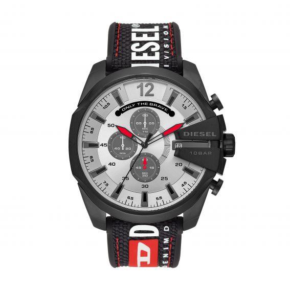 Diesel - Diesel watch DZ4512 MEGA CHIEF