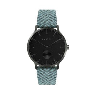 Kartel - KT-KENDRICK 40mm-GMBWD Westray Dappled Wool strap