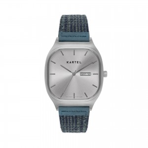 KT-SINCLAIR 42mm-SSFB - Montre/Watch/Horloge Kartel