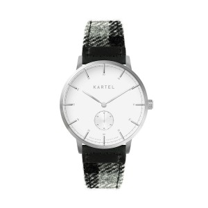 Kartel - KT-KENDRICK 40mm-SWC Black & Gray Lambswool