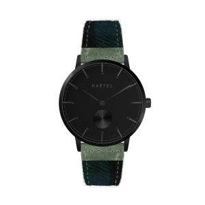 Kartel - KT-KENDRICK 40mm-BBBW Black Watch Tartan