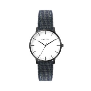 Kartel - KT-Isla 34mm-GWFBM Fountainbridge Merino Wool strap