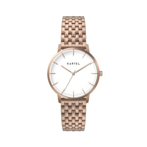 Kartel - KT-Isla-RGWRGM 34mm Rose Gold Metal