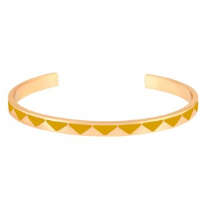 Bangle Up - Bollystud - Saffron Yellow